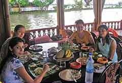 Alleppey Boat House Reservation Alleppey Boat House Booking Kerala